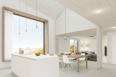 Visualisierung Hochwacht 5,5 Zimmer Einfamilienhaus Innen Sirnach