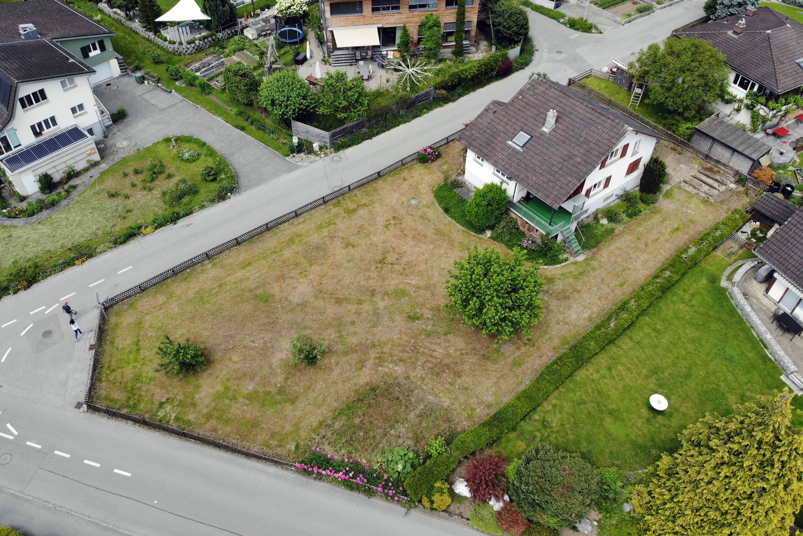 Einfamilienhaus in 9445 Rebstein mit Baulandreserve